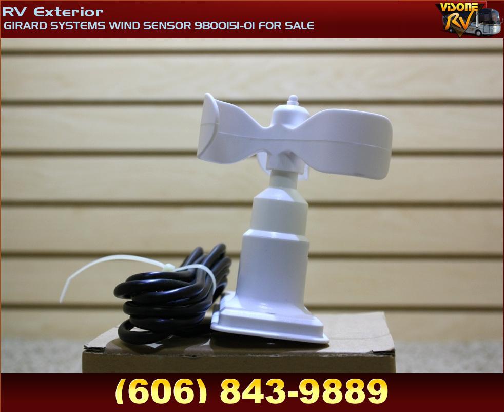 RV Accessories GIRARD SYSTEMS WIND SENSOR 9800151-01 FOR ...