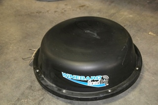 USED RV/MOTORHOME WINEGARD SDi REPLACEMENT SATELLITE DOME - BLACK