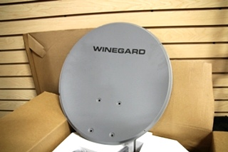 NEW RV/MOTORHOME WINEGARD CARRYOUT PORTABLE SATELLITE ANTENNA MODEL: PM-2000