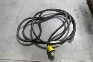 USED RV/MOTORHOME 23 FT. TWIST LOCK POWER CORD