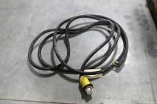 USED RV/MOTORHOME 23 FT. TWIST LOCK POWER CORD