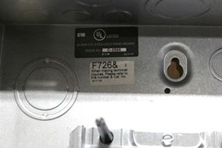 USED RV/MOTORHOME CUTLER-HAMMER MAIN LUG LOAD CENTER PN: 125A