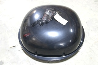 USED BLACK KVH R5SL SATELLITE DOME WITH REMOTE