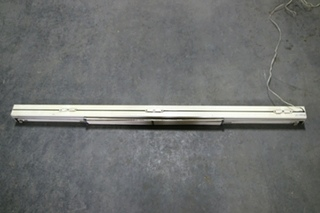 USED ALFA MOTORHOME ELECTRIC SUNSHADE SIZE: 51 WIDE x 41.5 LONG
