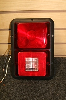 NEW RV/TRAILER BARGMAN RECESSED RED TAIL LIGHT PN: 34-84-008 (84 SERIES)