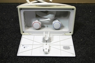 USED RV/MOTORHOME EXTERIOR SHOWER SIZE: 10.5 x 5-7/8