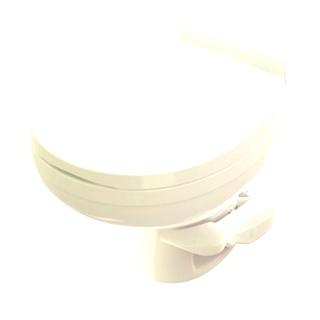 NEW RV/MOTORHOME RESIDENCE LOW PROFILE TOILET PN: 42172 | BONE WHITE