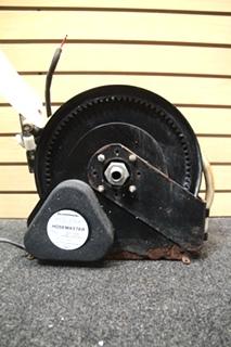 USED RV/MOTORHOME GLENDINNING HOSEMASTER HOSE REEL PN: 05501 SN: 4F1235006060R