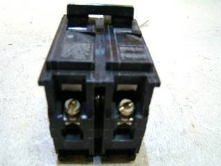 NEW RV/MOTORHOME 60Hz  CIRCUIT BREAKER SWITCHES  120/124 VOLTS