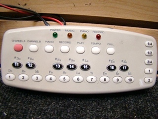 USED RV MUSICAL HORN CONTROL BOX