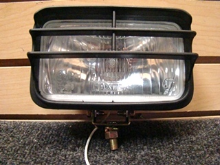 USED MAXTEL FOG LIGHTS WITH CHROME  SIZE: 6 1/4