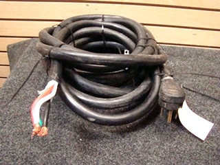 USED RV/MOTORHOME 30FT. ELECTRICAL CORD 50AMP PRICE:$125.00