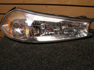 USED FLEETWOOD RV/MOTORHOME RIGHT HAND HEADLIGHT MODEL #: HRA15PP2 97