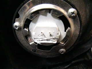 USED  RV/ MOTORHOME FLEETWOOD SINGLE LEFT HAND  HEADLIGHT SSB360