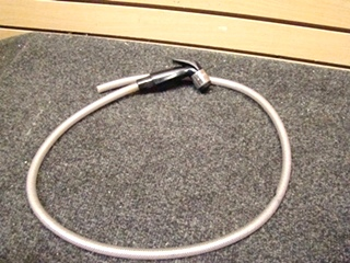 USED SINK HOSE AND SPRAYER, LENGTH OF HOSE: 39.5