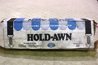 Hold Awn Awning Tie Down System For Sale