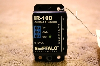 USED BUFFALO ELECTRONICS IR-100 CONNECTING BLOCK FOR SALE