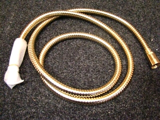 NEW RV/MOTORHOME MOEN POLISHED BRASS DOUBLE SWIVEL INTERLOCK METAL HOSE PRICE: $100.00+ $15.99 SHIPPIMG