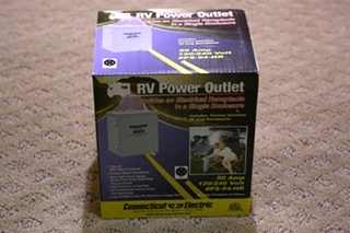 NEW RV POWER OUTLET PS-54-HR  FOR SALE