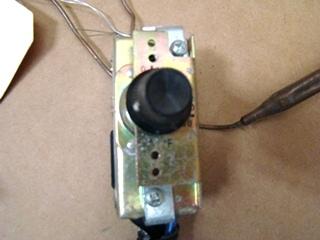 USED RV/MOTORHOME WHITE RODGERS 2B61-186 REMOTE THERMOSTAT 1P SINGLE THROW 48