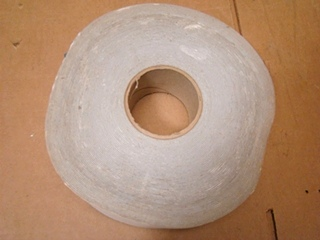 USED RV/MOTORHOME 4 ROLLS FLEETWOOD WEATHERSTRIPPING FOAM SEAL INSULATING TAPE 1/16