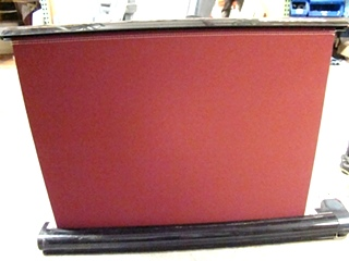 RV Accessories USED RV/MOTORHOME RED CAREFREE ELECTRIC ...