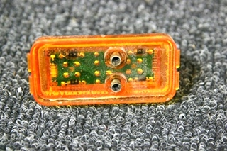 NEW RV/MOTORHOME 3 INCH AMBER LED UNIVERSAL LIGHTS