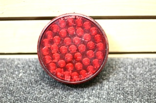 USED RV/MOTORHOME 4-1/8 INCH RED MARKER LIGHT PN: RM 1915-IR | LG-M2940 R/Y