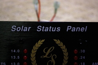 SOLAR STATUS PANEL RVS-1 FOR SALE