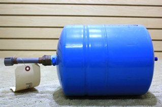 USED JABSCO PNEUMATIC ACCUMULATOR TANK 18810-0000 FOR SALE
