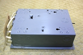 USED QO LOAD CENTER TYPE 1 ENCLOSURE FOR SALE