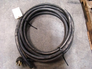 USED RV/MOTORHOME 25 FT POWER CORD 50 AMP
