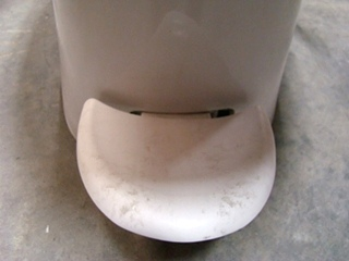 USED RV/MOTORHOME THETFORD HIGH PROFILE WHITE TOILET FOR SALE