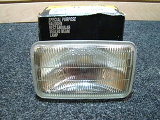 NEW OLD STOCK RV/MOTORHOME GE HALOGEN SEALED BEAM LAMP (IN BOX)