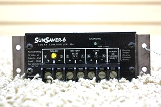 USED SUNSAVER-6 SOLAR CONTROLLER FOR SALE