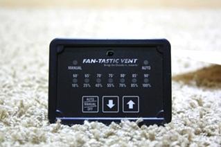 USED FAN-TASTIC FAN VENT CONTROLLER FOR SALE