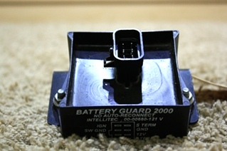 USED RV PARTS INTELLITEC BATTERY GUARD 2000 FOR SALE