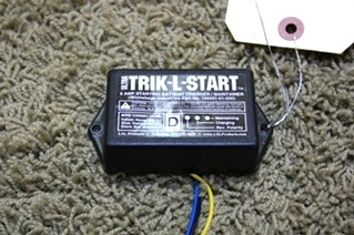 USED ULTRA TRIK-L-START 5AMP STARTING BATTERY CHARGER / MAINTAINER FOR SALE