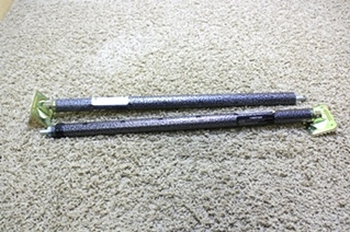 USED SET OF 2 CARGO BAR EXTEND-A-VISE RV PARTS FOR SALE
