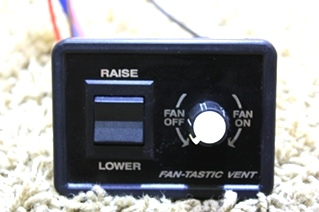 USED FAN-TASTIC VENT SWITCH RV PARTS FOR SALE