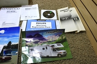 USED 2006 BEAVER PATRIOT OWNERS MANUAL FOR SALE