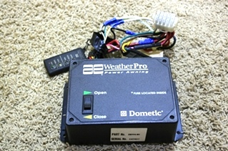 USED RV WEATHERPRO POWER AWNING CONTROL 3307916.001 FOR SALE