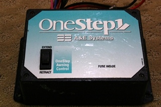 USED RV PARTS ONESTEP A & E SYSTEMS AWNING CONTROL FOR SALE
