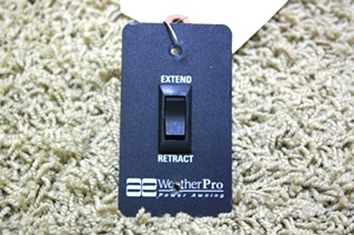 USED AE WEATHERPRO POWER AWNING SWITCH FOR SALE