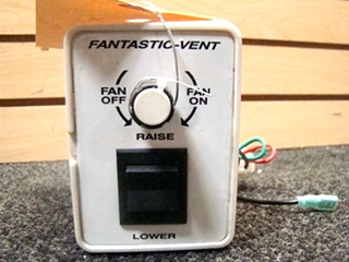 USED RV PARTS FANTASTIC-VENT SWITCH MOTORHOME PARTS FOR SALE