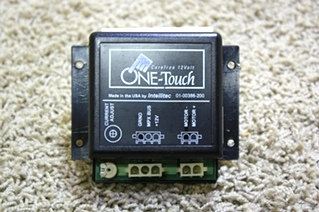 USED RV CAREFREE 12 VOLT ONE TOUCH 01-00386-200 MOTORHOME PARTS FOR SALE