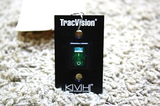 USED MOTORHOME TRACVISION KVH SWITCH RV PARTS FOR SALE