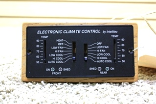 USED RV INTELLITEC ELECTRONIC CLIMATE CONTROL MOTORHOME PARTS FOR SALE