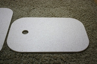 USED MOTORHOME KITCHEN COUNTERTOP INSERT SINK COVER SET FOR SALE
