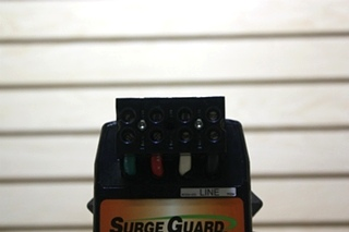 USED SURGE GUARD RV POWER PROTECTION 34560 RV PARTS FOR SALE